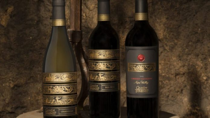 Wine Game of Thrones