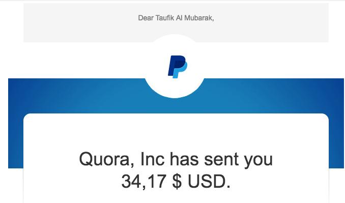 saldo gratis paypal