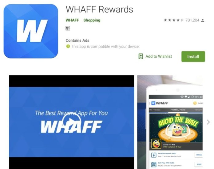 aplikasi whaff rewads