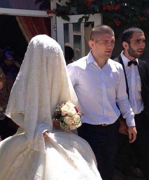 Patimat istri Khabib