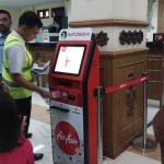 Self Check-in Air Asia