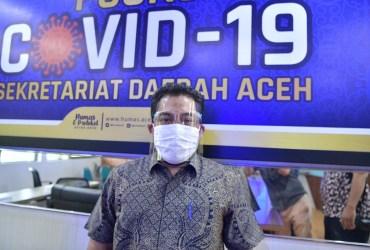 Pemerintah Aceh sebut pembangunan RS Darurat Covid-19 di Aceh belum dibutuhkan