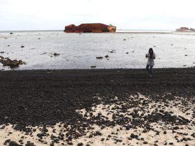 Tumpahan 1.000 Ton Batu Bara Milik PLTU 1-2 di Nagan Raya ancaman lingkungan laut daerah setempat