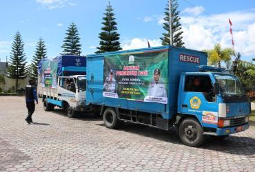Korban ruko terbakar di Bener Meriah peroleh bantuan Pemerintah Aceh.