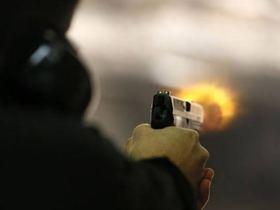 Sebuah insiden penembakan terjadi di tengah protes warga terhadap pertemuan besar-besaran di distrik tenggara Washington