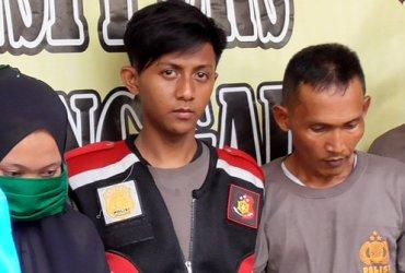 Kompak Ngaku Personil BNN, 8 Polisi Gadungan Ini Dibekuk Polisi Asli