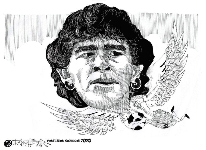 Adios Maradona