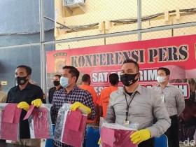 Kades dan Sekdes di Aceh Besar Ditangkap