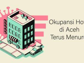 Okupansi Hotel di Aceh