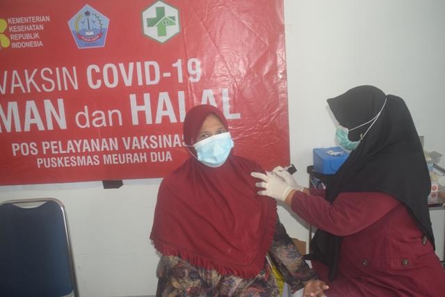 Covid-19 di Pidie Jaya