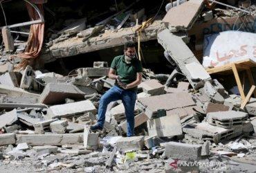 Israel Gempur Gaza