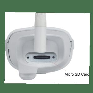 מצלמת IP אלחוטית ProVision ISR  WP-818