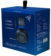 אוזניות גיימינג Razer Kraken Console