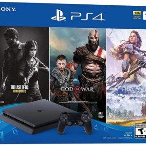 קונסולה Sony PlayStation 4 Slim 1TB