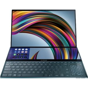 מחשב עם מסך מגע כפול Asus Zenbook Duo 14 UX481FA