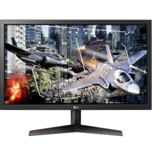 """מסך מחשב גיימינג """"23.6 LG UltraGear 24GL600F LED"""