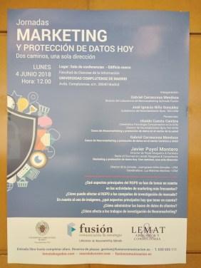 marketin fusión ACEIM cartel