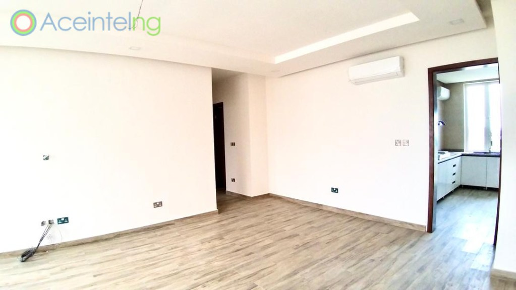 3 bedroom flat for sale in banana island ikoyi (New) - living room