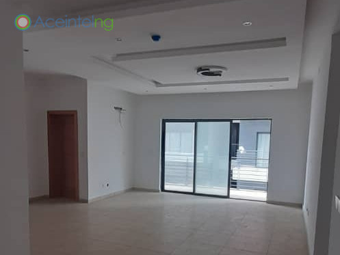 3 bedroom flat for sale in ikate lekki - living room