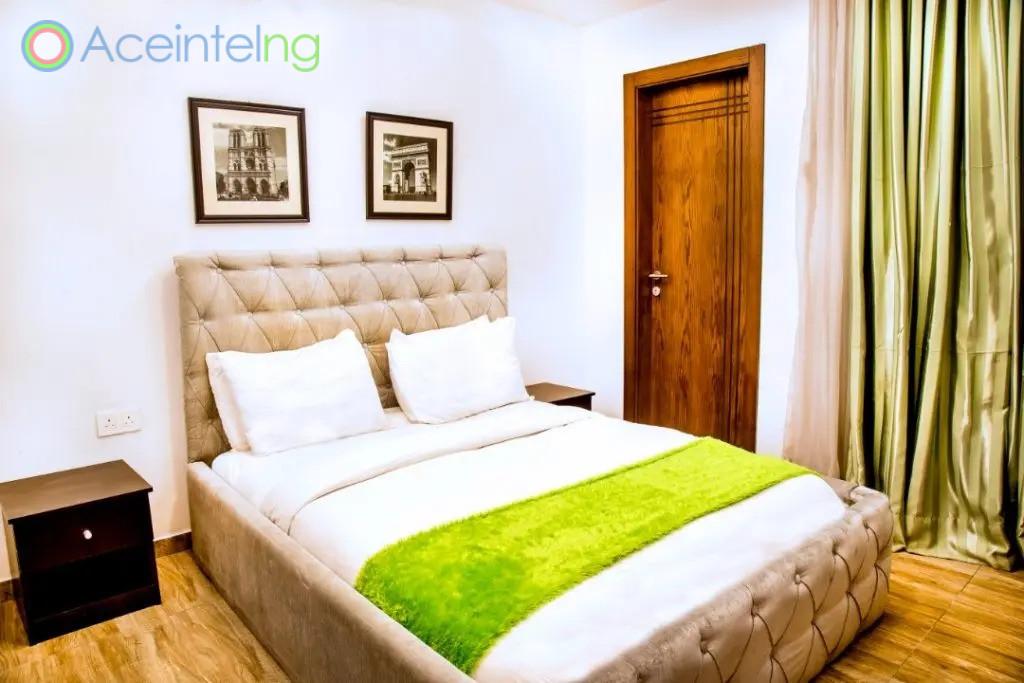 3 bedroom apartment for shortlet in eko atlantic - eko pearl - bedroom