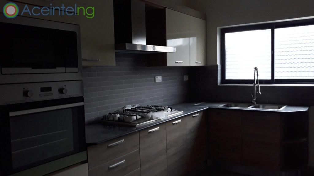 3 bedroom flat for sale in ikoyi (off banana Island road) - kitchen