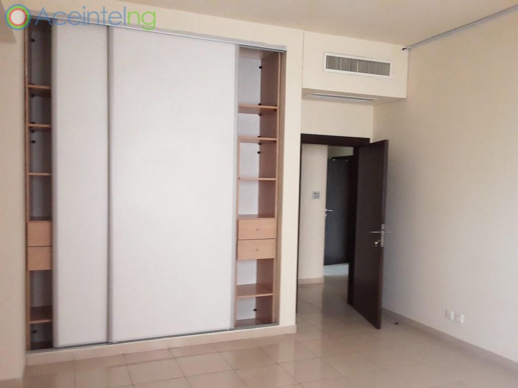 4 bedroom flat for rent in Ocean Parade Banana Island Ikoyi Lagos (water front) - bedroom 3