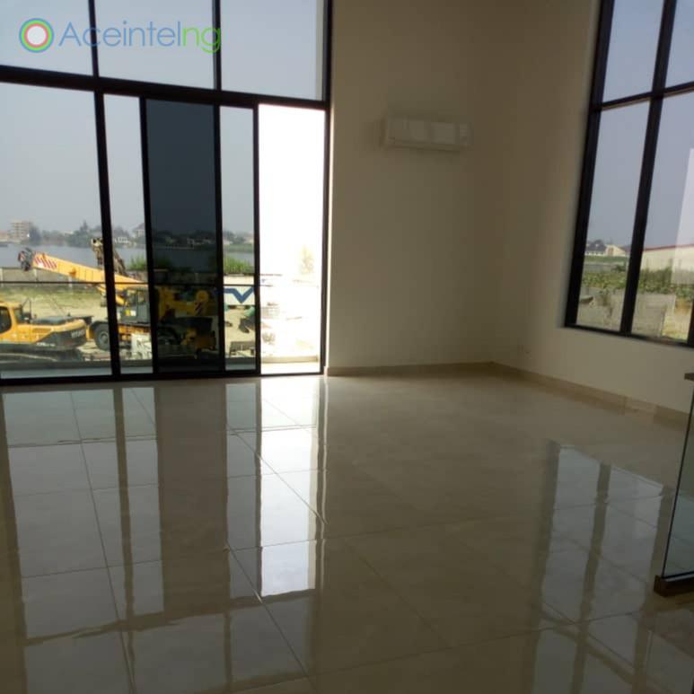5 bedroom duplex for sale in banana island ikoyi lagos Nigeria - living room