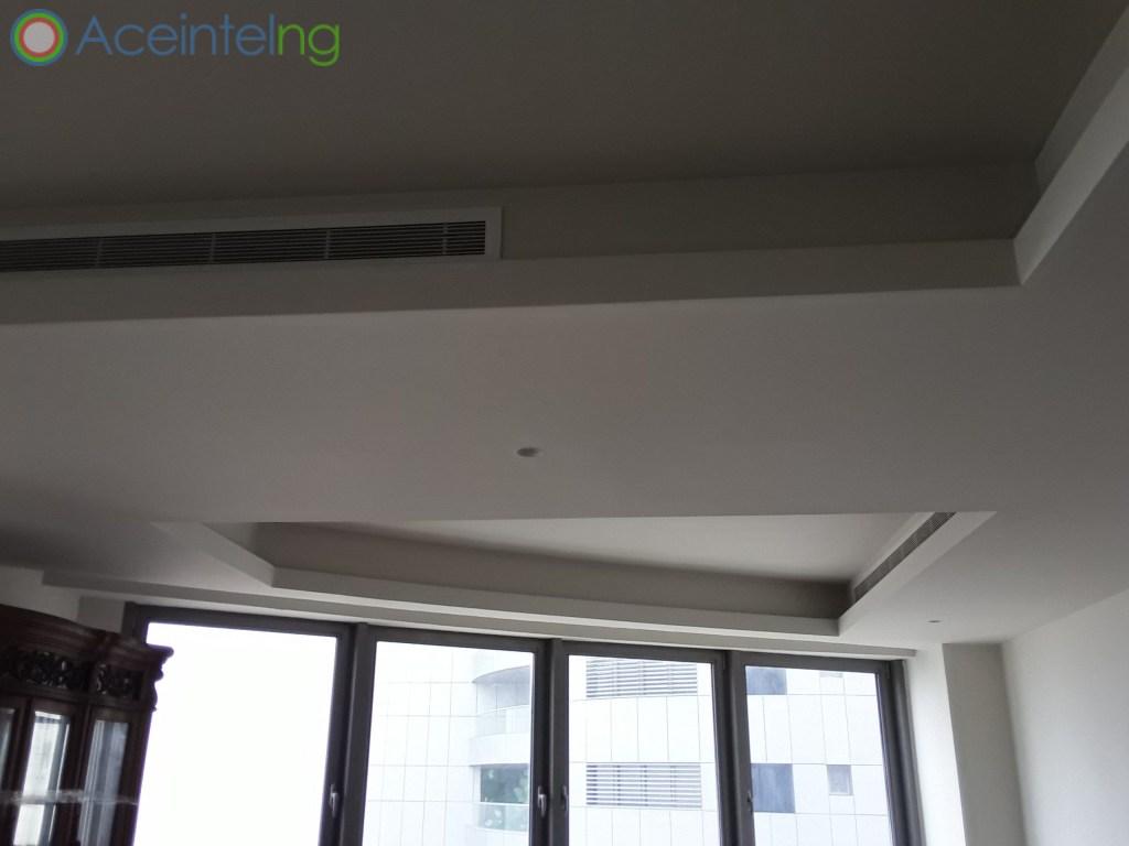 3 bedroom flat for rent in Eko Atlantic, Eko Pearl VI - Living room