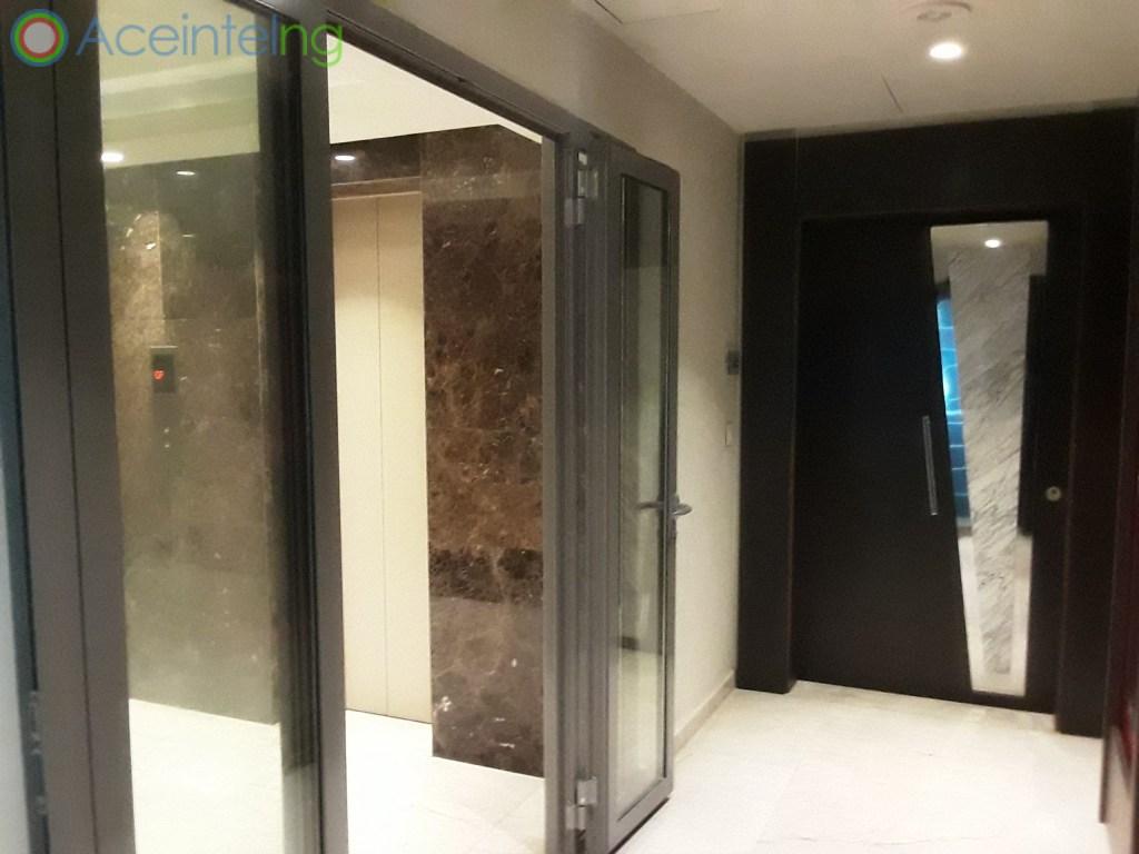 3 bedroom flat for sale in Eko Atlantic, Eko Pearl VI - entrance