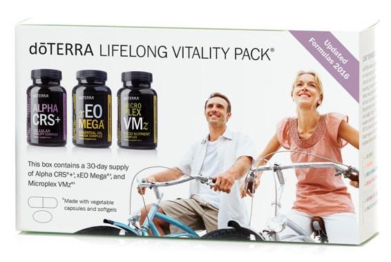 dōTERRA Lifelong Vitality Pack® (Bottles)