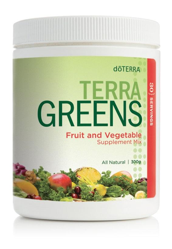 TerraGreens® (frutas y verduras)