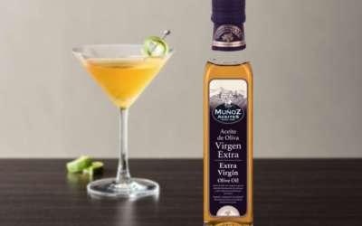 [receta] Virgin Banana Daiquiri con un toque de nuestro selecto Aceite de Oliva Virgen Extra.