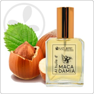 Aceite de Macadamia 100% Puro
