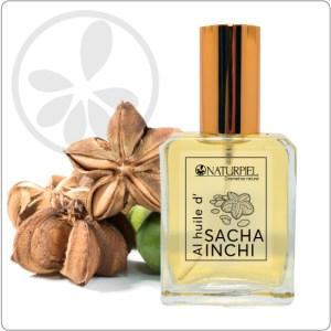 Aceite de sacha Inchi 100% puro
