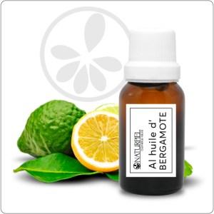 Aceite esencial de Bergamota - Orgánico 100% puro