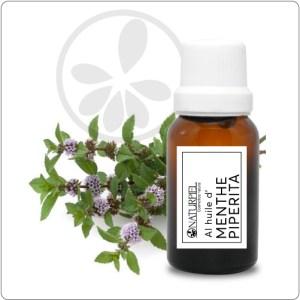 Aceite esencial de menta piperita – orgánico