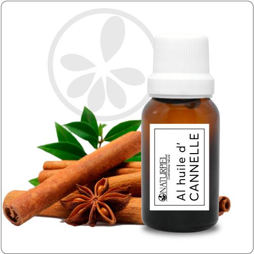 Aceite esencial hoja de canela - Orgánico 100% puro