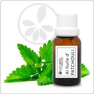 Aceite esencial de pachulí – orgánico 100% puro
