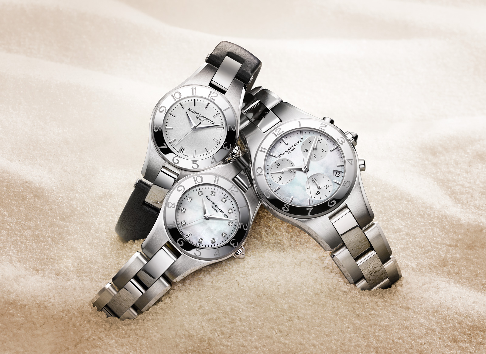 Team Ace SIHH 2011 Trade Show Review Baume Amp Mercier