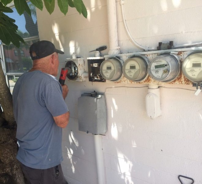 Electrician Inspection