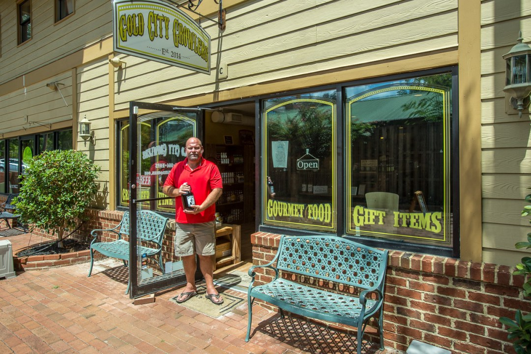 Gold City Growlers – Dahlonega, GA
