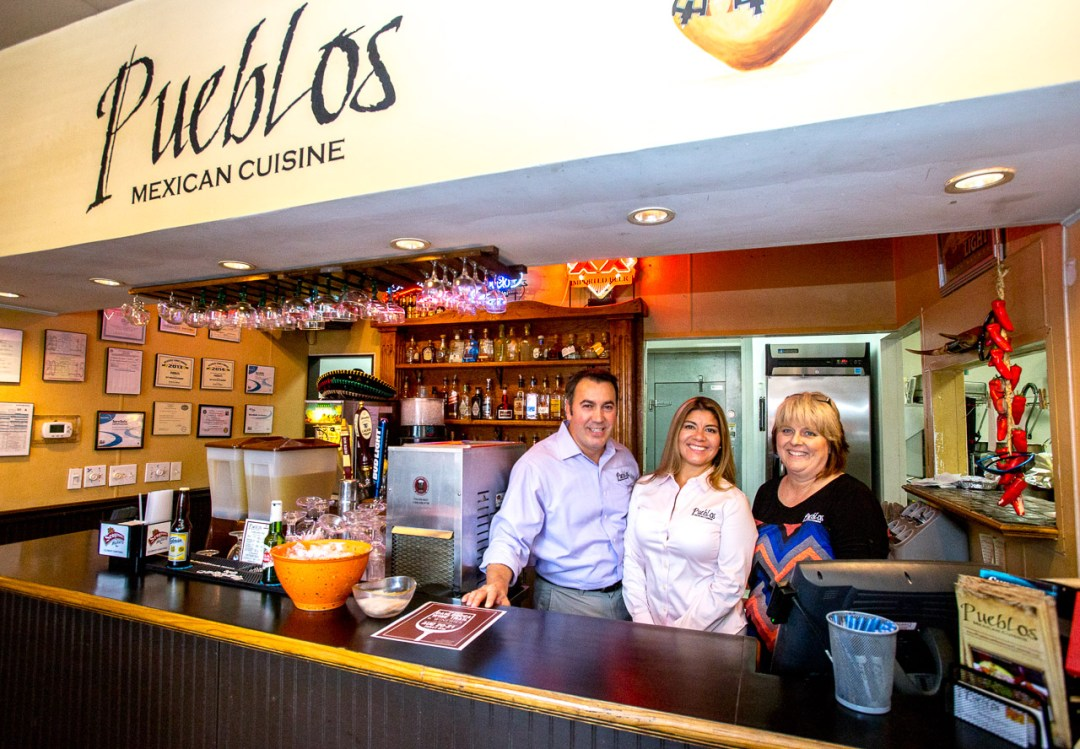 Pueblos Mexican Cuisine and Grapevines
