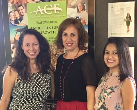 Sandra Font Named Director of ACE Women's Business Center
