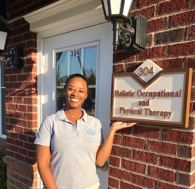 Client Spotlight: Holistic Occupational and Physical Therapy