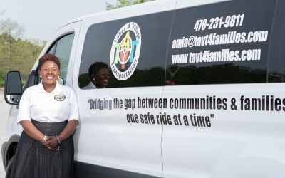 Client Spotlight: Takes A Village Transportation