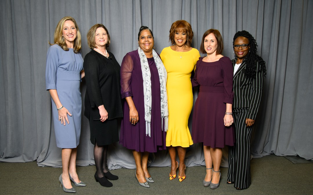 ACE and Ms. Niecy's Learning Center Accept the 2019 Sue Wieland Embracing Possibility Award