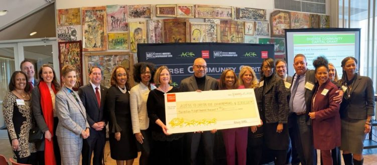 Wells Fargo Foundation awards ACE a $2.8 million grant to spark small business growth, job creation