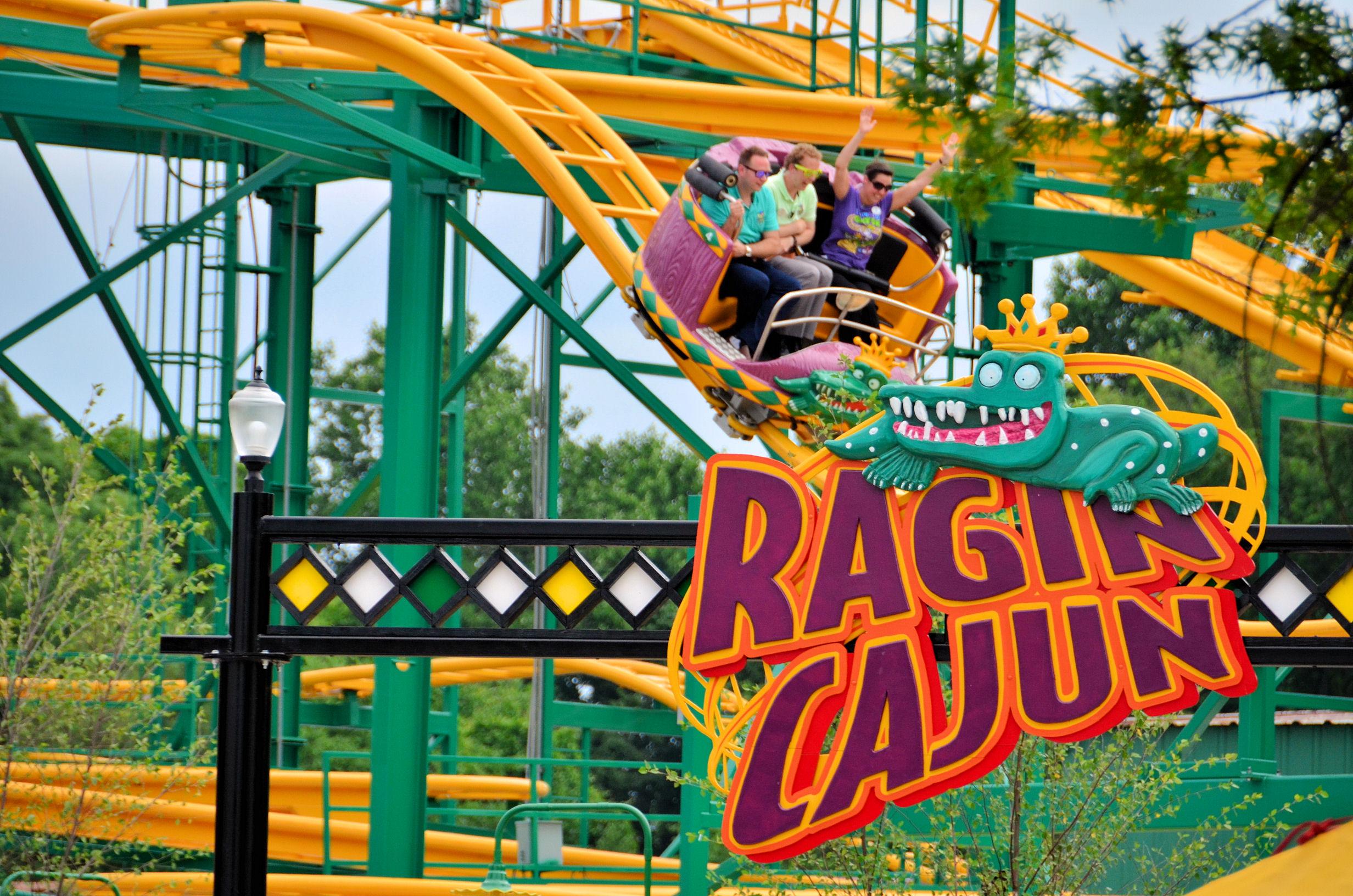 Six Flags America Opens Ninth Roller Coaster, New Mardi Gras