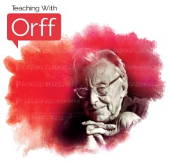 Teaching With Orff Logo