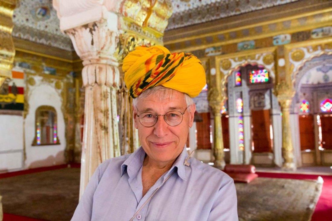 Torbjørn Hobbel, Acem Meditation initiator.